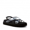 QUIZ  SANDALS IN BLACK