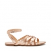 TAWNY  SANDALS IN ROSE GOLD