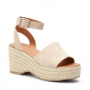 WICKHAM WEDGES IN NUDE