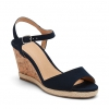 BEL  WEDGES IN NAVY
