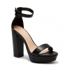 LADYSMITH HEELS IN BLACK