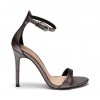 LOVING  SANDALS IN PEWTER