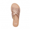 SOLITO  THONGS IN ROSE GOLD