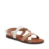 SIMMONE FLATS IN NUDE MULTI