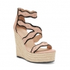 MONICA SH  WEDGES IN NUDE
