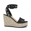 MOJITOS SH  WEDGES IN BLACK
