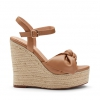 MINDY SH  WEDGES IN NUDE
