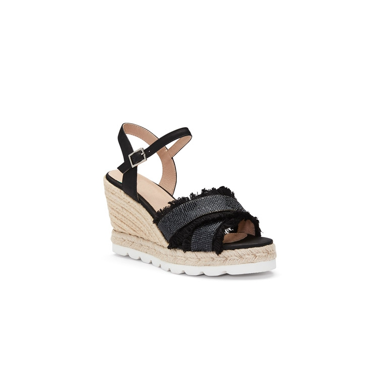 MALLORY SH  WEDGES IN NUDE