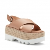 MATT SH  WEDGES IN NUDE