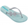 LOLITA IV KIDS GRENDENE IN BLUE/SILVER