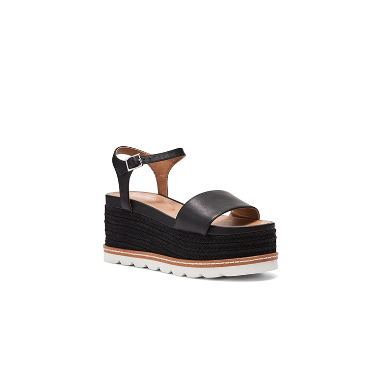 MADDOCK SH  WEDGES IN BLACK