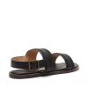 SARY  SANDALS IN BLACK