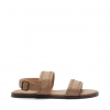 SARY  SANDALS IN TAUPE