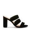 MULEY HEELS IN BLACK