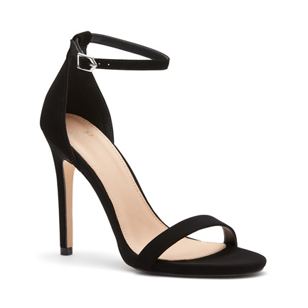 MERRIL HEELS IN BLACK