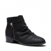 DAGALI BOOTS IN BLACK