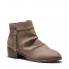DAGALI BOOTS IN TAUPE