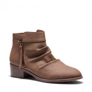 Shop Flat Ankle Boots Online | Novo Shoes