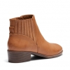 DUSK  BOOTS IN CAMEL