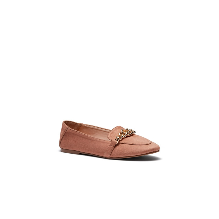CALVINA FLATS IN ALMOND