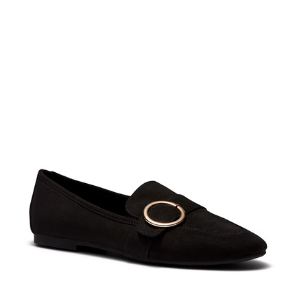 CALLOPE FLATS IN ROSE GOLD