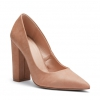 ISTELLE PUMPS IN ALMOND