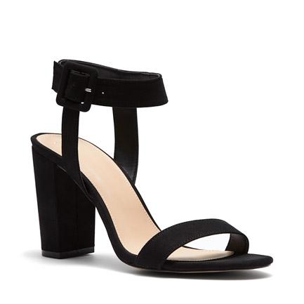 high heels  black heels  stilettos  slingback heels  novo