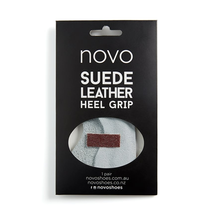 NOVO LEATHER HEEL GRIP  SHOE ACCESS IN N/A