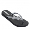 LOLITA IV KIDS GRENDENE IN BLACK/SILVER