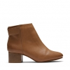 VANESSE  BOOTS IN TAN