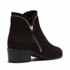 TRACE  BOOTS IN BLACK