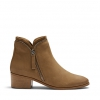 TRACE  BOOTS IN TAUPE
