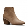 HALE  BOOTS IN TAUPE