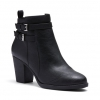 JAC  BOOTS IN BLACK