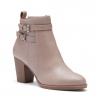 JAC  BOOTS IN TAUPE
