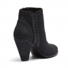 JOCY  BOOTS IN BLACK