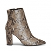 KAESHA BOOTS IN NATURAL SNAKE