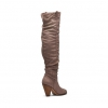 JESSE  BOOTS IN TAUPE