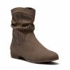 DAYDREAMING  BOOTS IN TAUPE