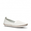 CADYZ FLATS IN WHITE