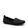 CADYZ FLATS IN BLACK