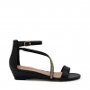 BREANNA WEDGES IN BLACK