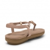 SPENCER  SANDALS IN NUDE