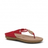 SERAFIN FLATS IN CHERRY