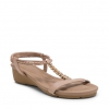 WHISH  WEDGES IN NUDE