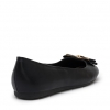 CHYNA FLATS IN BLACK