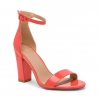 LORA  SANDALS IN CORAL