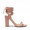 MARCE HEELS IN NUDE