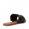 KASA FLATS IN BLACK