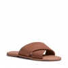 SHADE FLATS IN ALMOND
